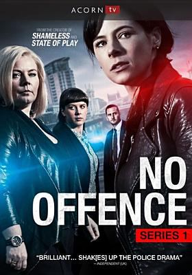 Cover image for No offence. Series 1