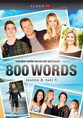 Cover image for 800 words. Season 3, part 1.