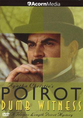 Cover image for Agatha Christie's Poirot. Dumb witness