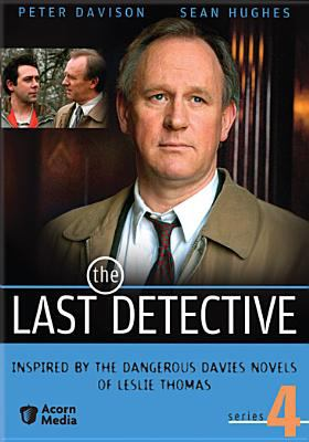 Cover image for The last detective. Series 4