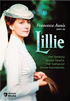 Cover image for Lillie