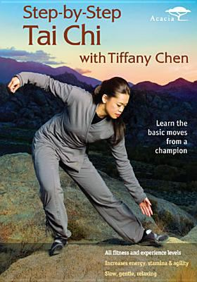 Cover image for Step-by-step tai chi