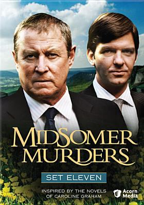 Cover image for Midsomer murders. Set eleven
