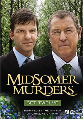 Cover image for Midsomer murders. Set twelve