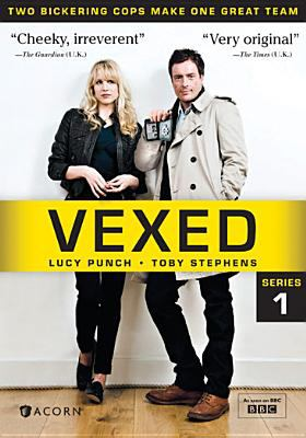 Cover image for Vexed. Series 1