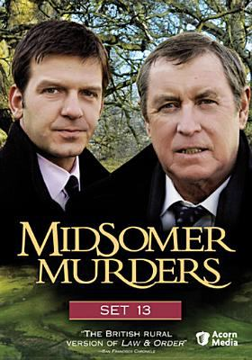 Cover image for Midsomer murders. Set thirteen
