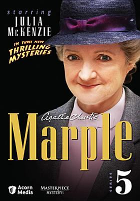 Cover image for Agatha Christie Marple. Series 5