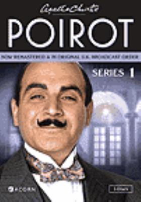 Cover image for Poirot. Series 1