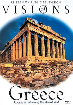 Cover image for Visions of Greece