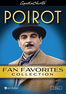Cover image for Poirot. Fan favorites collection