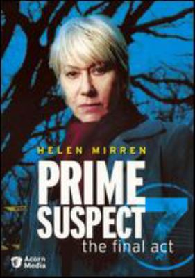 Cover image for Prime suspect. Series 7, The final act
