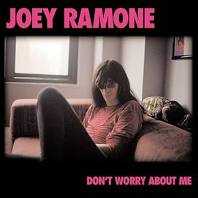 Cover image for Don't worry about me