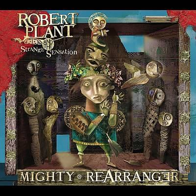 Cover image for Mighty rearranger