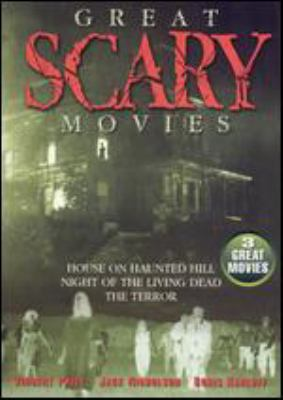 Cover image for Great scary movies