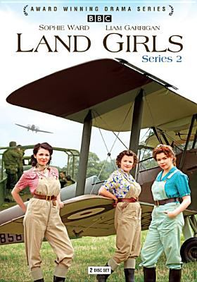 Cover image for Land girls. Series 2