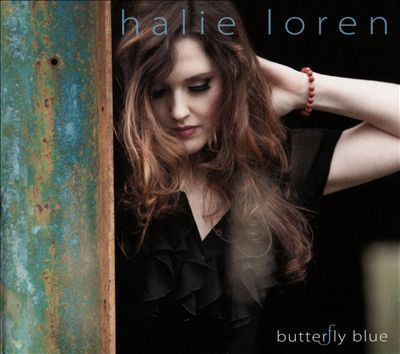 Cover image for Butterfly blue