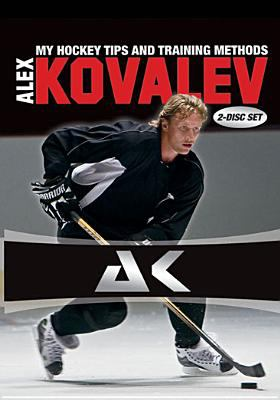 Cover image for Alex Kovalev my hockey tips and training methods