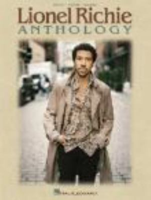 Cover image for Lionel Richie anthology.
