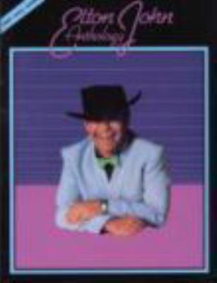 Cover image for Elton John anthology.