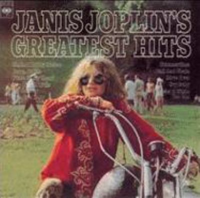 Cover image for Janis Joplin's greatest hits