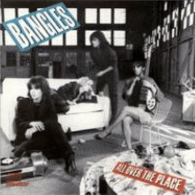 Cover image for All over the place