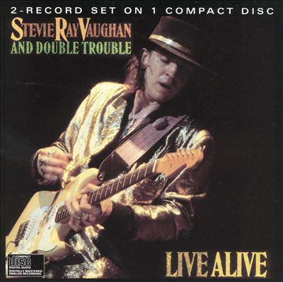 Cover image for Live alive