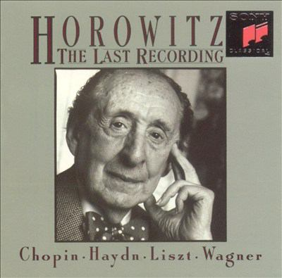 Cover image for The last recording