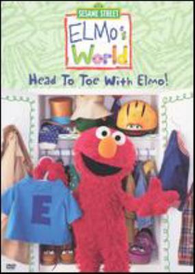 Cover image for Head to toe with Elmo!