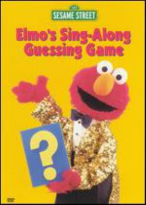 Cover image for Elmo's sing-along guessing game