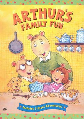 Cover image for Arthur's family fun