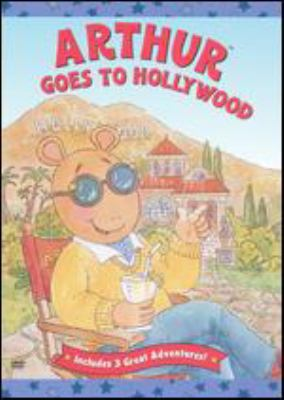 Cover image for Arthur goes to Hollywood