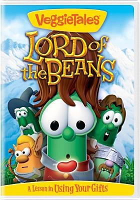 Cover image for VeggieTales. The lord of the beans