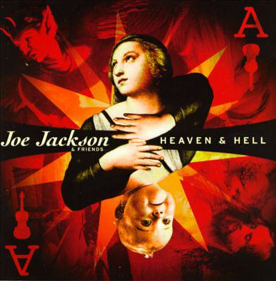 Cover image for Heaven & hell