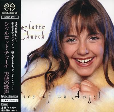 Cover image for Voice of an angel