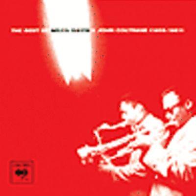 Cover image for The best of Miles Davis & John Coltrane (1955-1961)