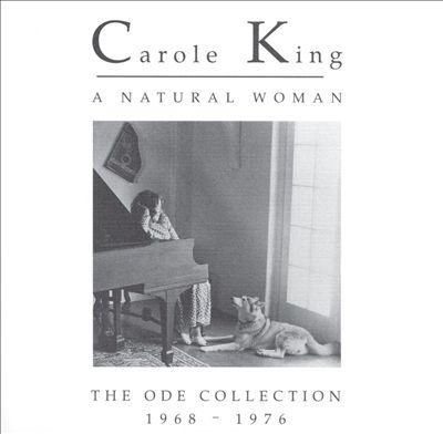 Cover image for A natural woman the Ode collection, 1968-1976