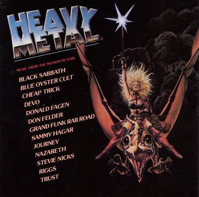 Cover image for Heavy metal : music from the motion picture.