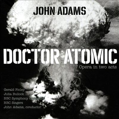 Cover image for Doctor Atomic : opera in two acts