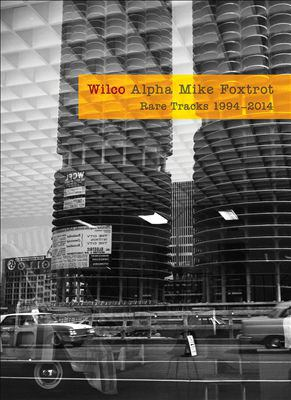 Cover image for Alpha Mike foxtrot rare tracks 1994-2014