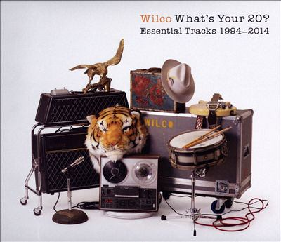 Cover image for What's your 20? essential tracks 1994-2014