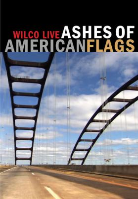 Cover image for Ashes of American flags