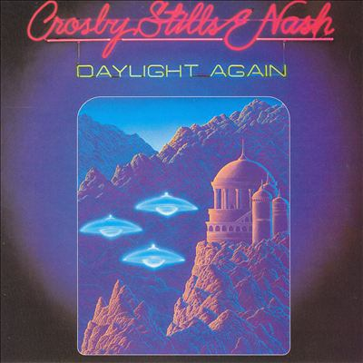Cover image for Daylight again