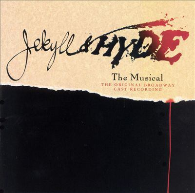 Cover image for Jekyll & Hyde the musical : the original Broadway cast recording