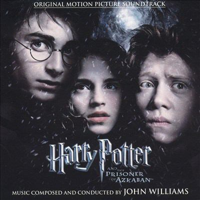 Cover image for Harry Potter and the prisoner of Azkaban original motion picture soundtrack