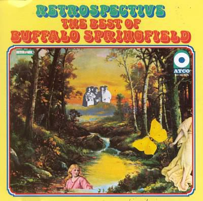 Cover image for The best of Buffalo Springfield retrospective.