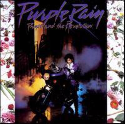 Cover image for Purple rain music from the motion picture