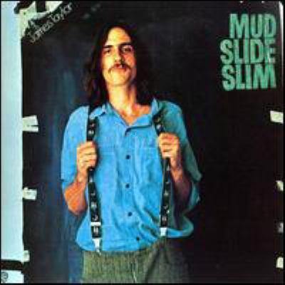 Cover image for Mud Slide Slim and the blue horizon
