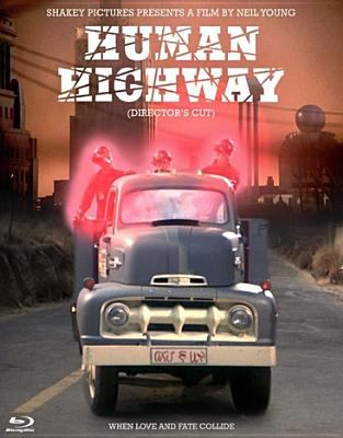Cover image for Human highway