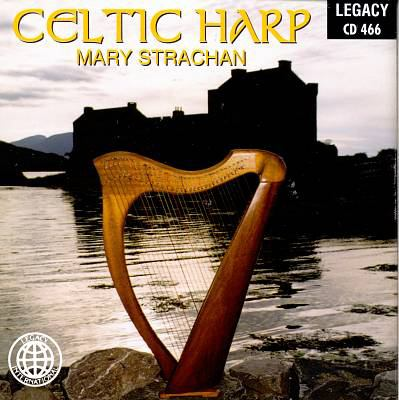 Cover image for Celtic harp