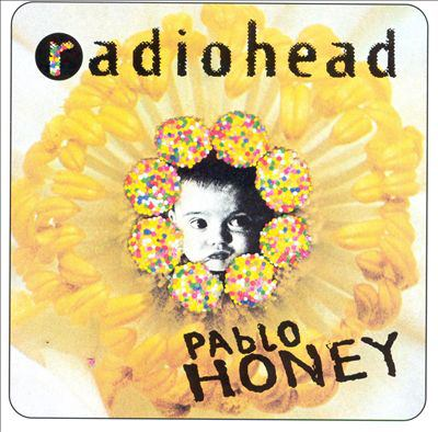 Cover image for Pablo honey